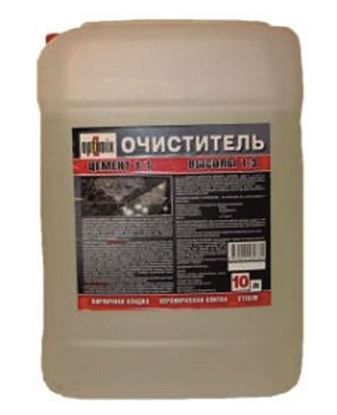 Изображение Очиститель цемента и высолов. 5 л