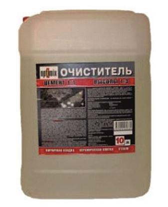 Изображение Очиститель цемента и высолов. 10 л